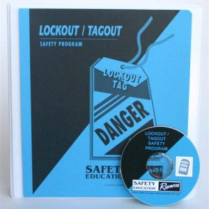 Energy Control Plan Lockout/Tagout Program Manual