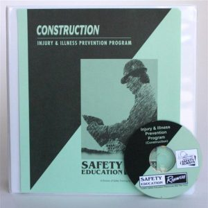 Injury and Illness Prevention Program Construction Manual