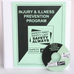 Injury and Illness Prevention Program General Industry Manual
