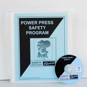 Power Press Safety Manual