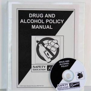 Substance Abuse Policy Manual Manual (Dept. of Transportation)