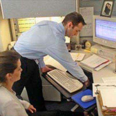 ergonomics computer desk