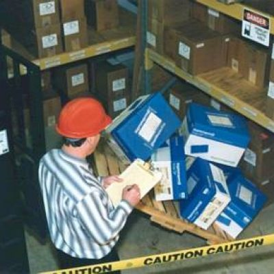 accident investigation shelf collapse