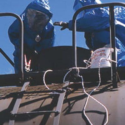 chlorine safe handling