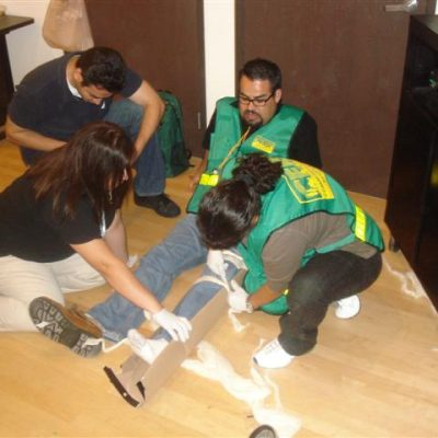 ert training first aid