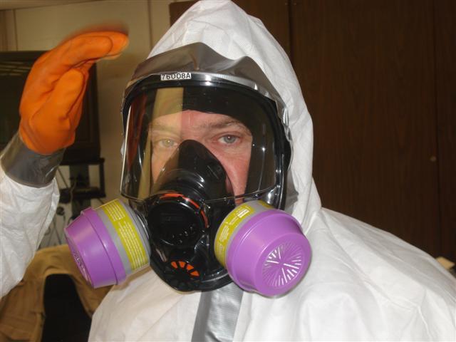 3M 8000 Respirator Product Recall From Cal OSHA
